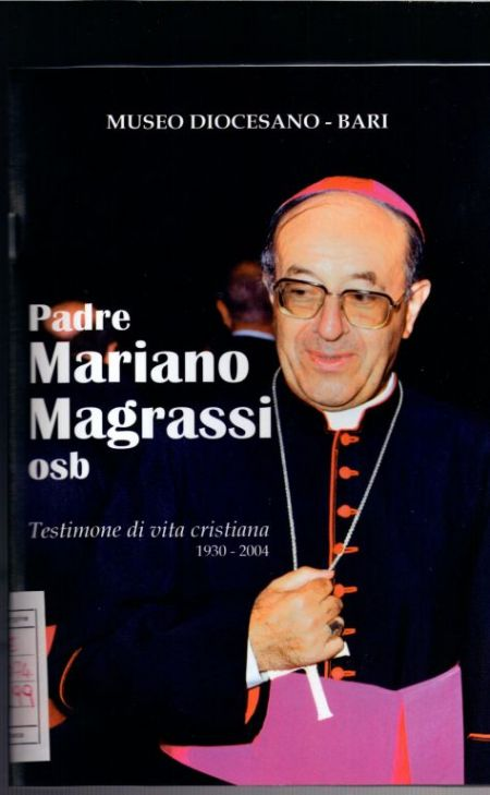 Padre Mariano Magrassi